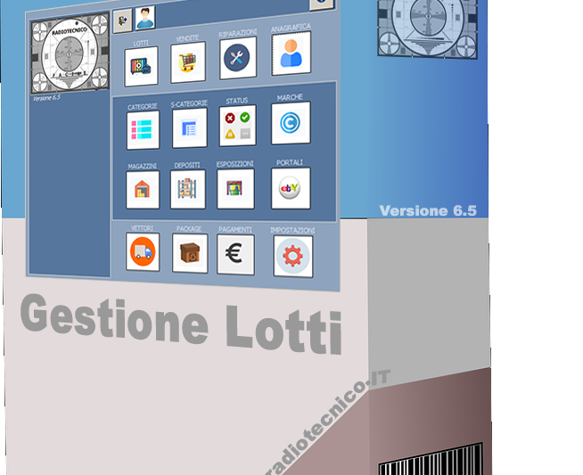 Gestione Lotti – Download Free Demo