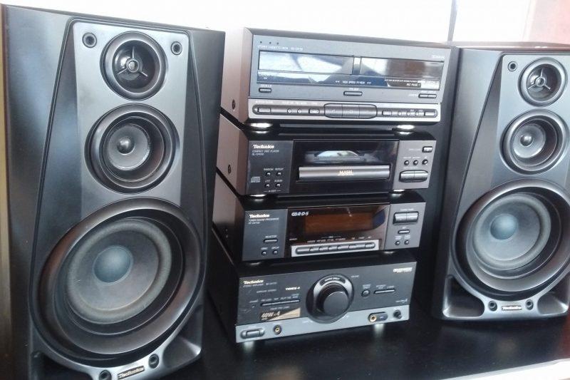Combinato Stereo TECHNICS mod.SL CH 530